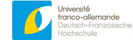 Deutsch-Französische Hochschule logo, Université franco-allemande